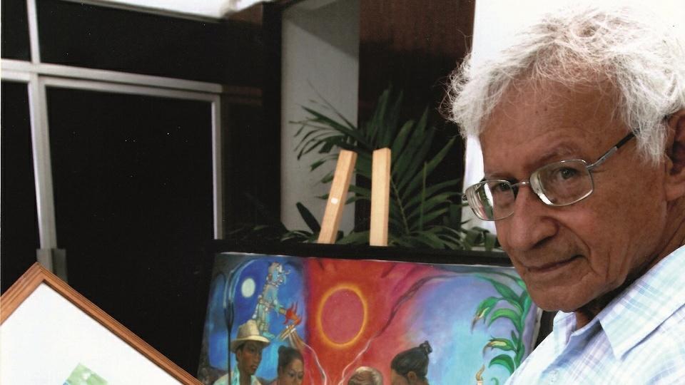 Manuel Lizama recibirá Medalla Bellas Artes 2018