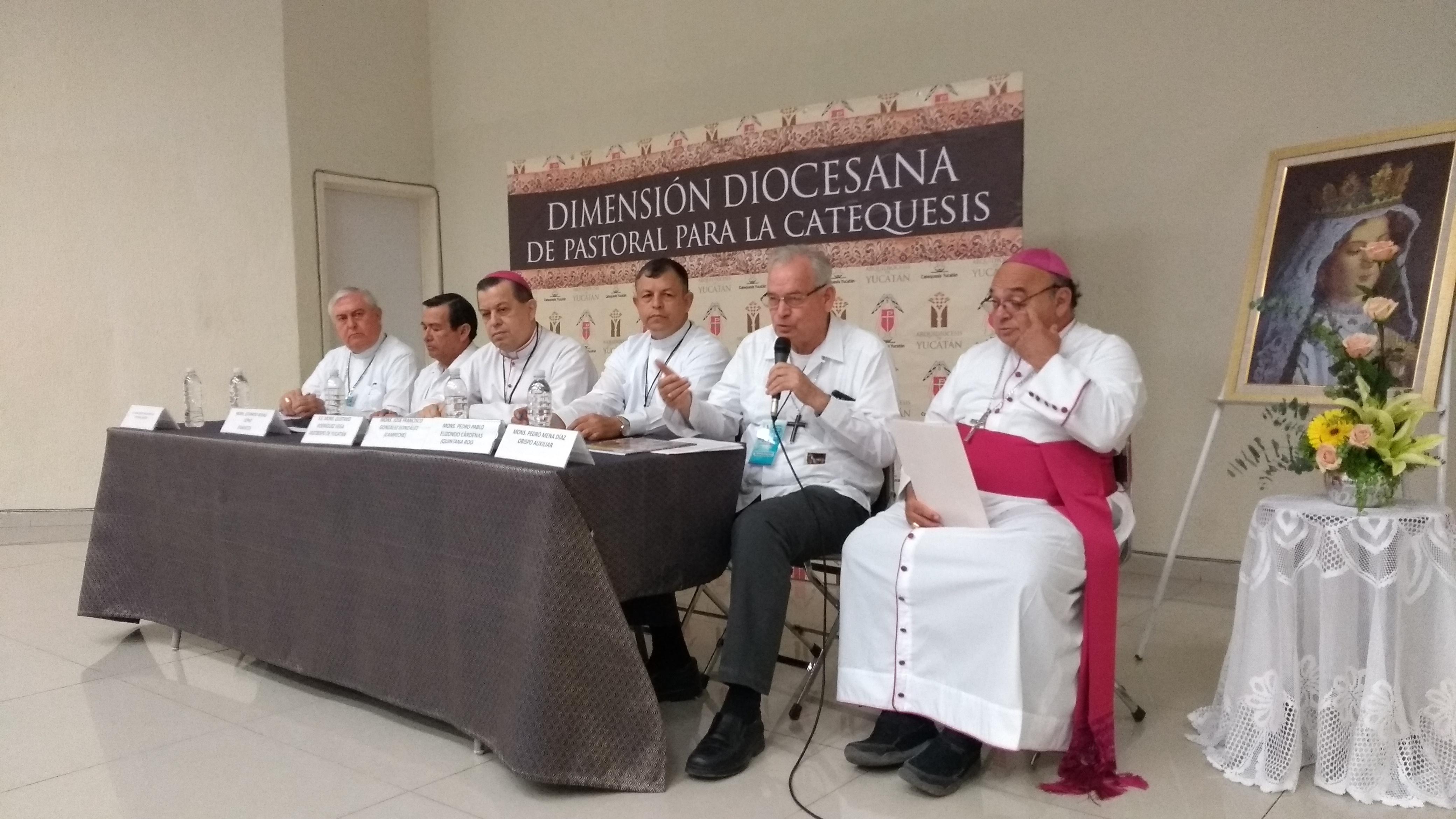 Obispos contra la violencia e inseguridad