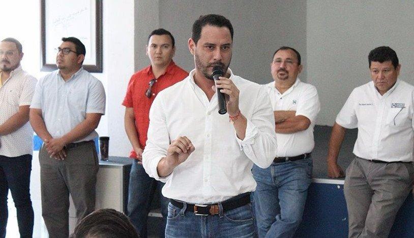Deja Raúl Paz dirigencia estatal del PAN en Yucatán