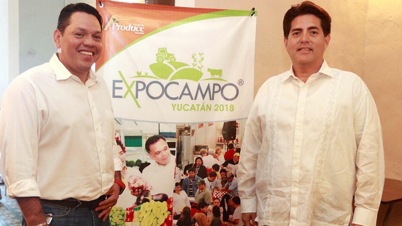 Expo Campo 2018, mostrará casos de éxito y tecnologías