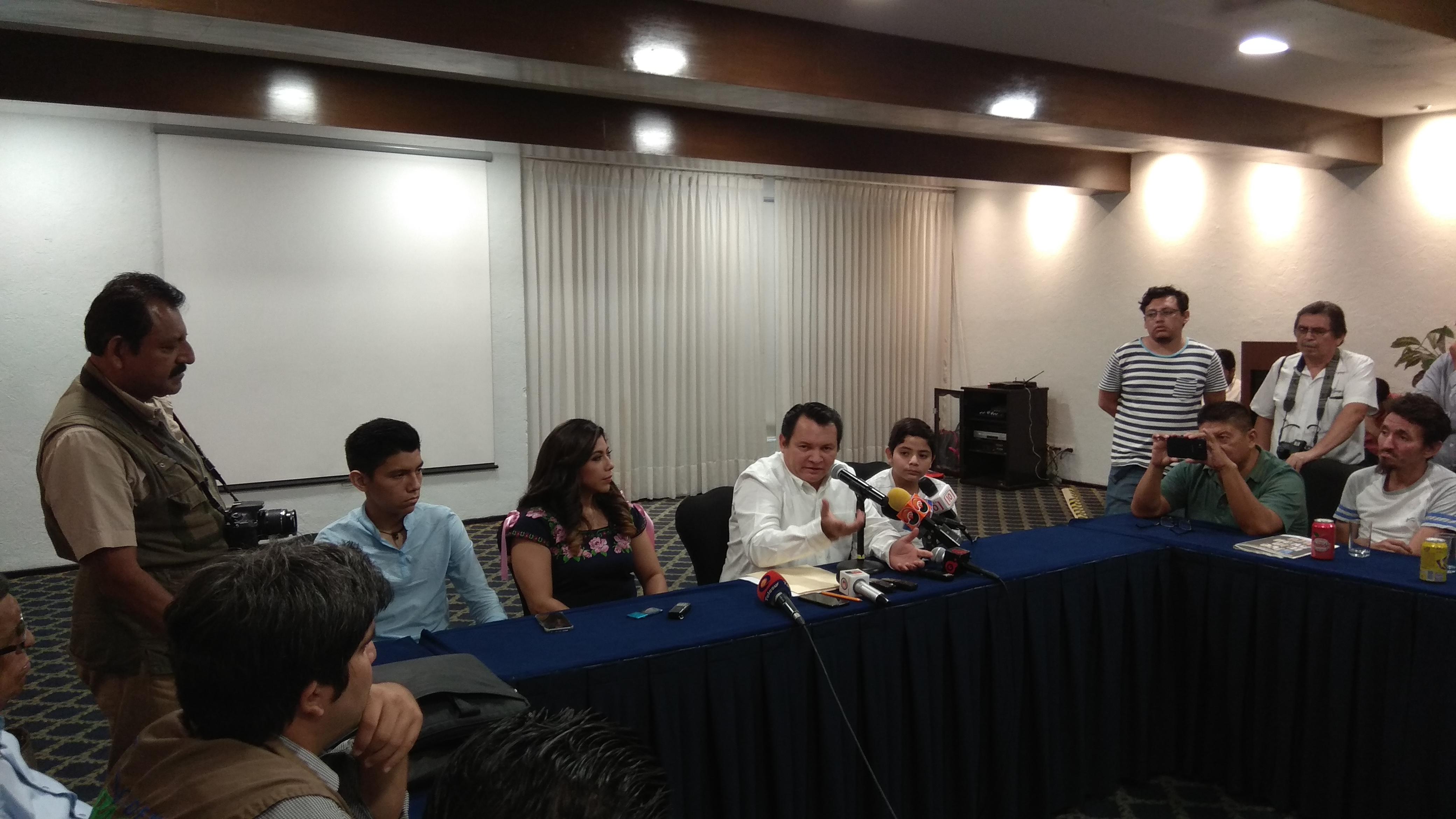 Llevarán a TRIFE designación de candidato a senadordel PAN en Yucatán