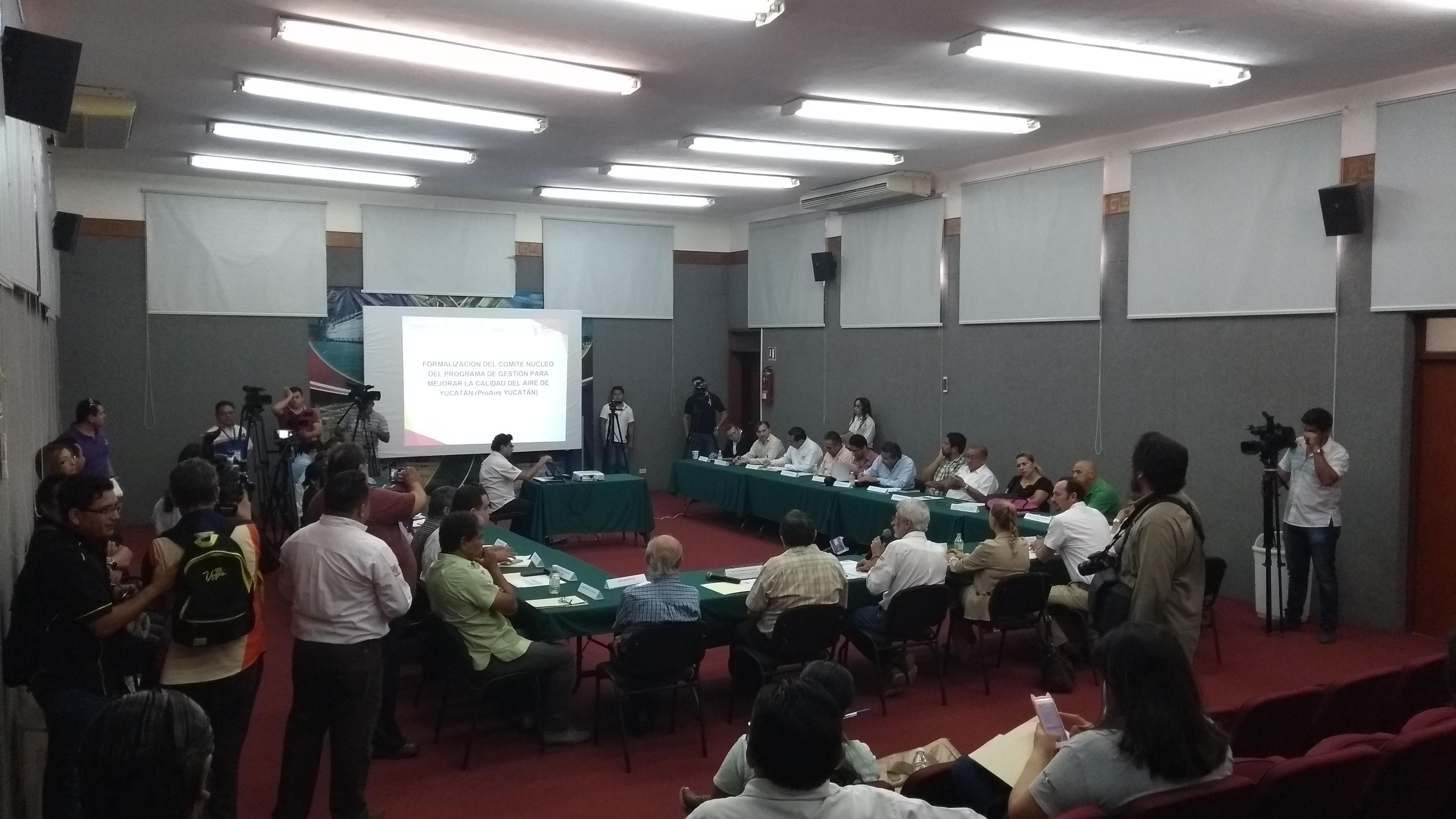 Contaminantes en seis municipios; crean Comité de respuesta