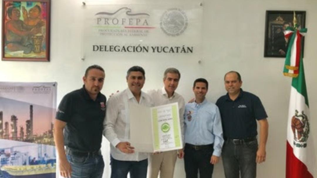 Certifican 'industria limpia' a Cervecería Yucateca