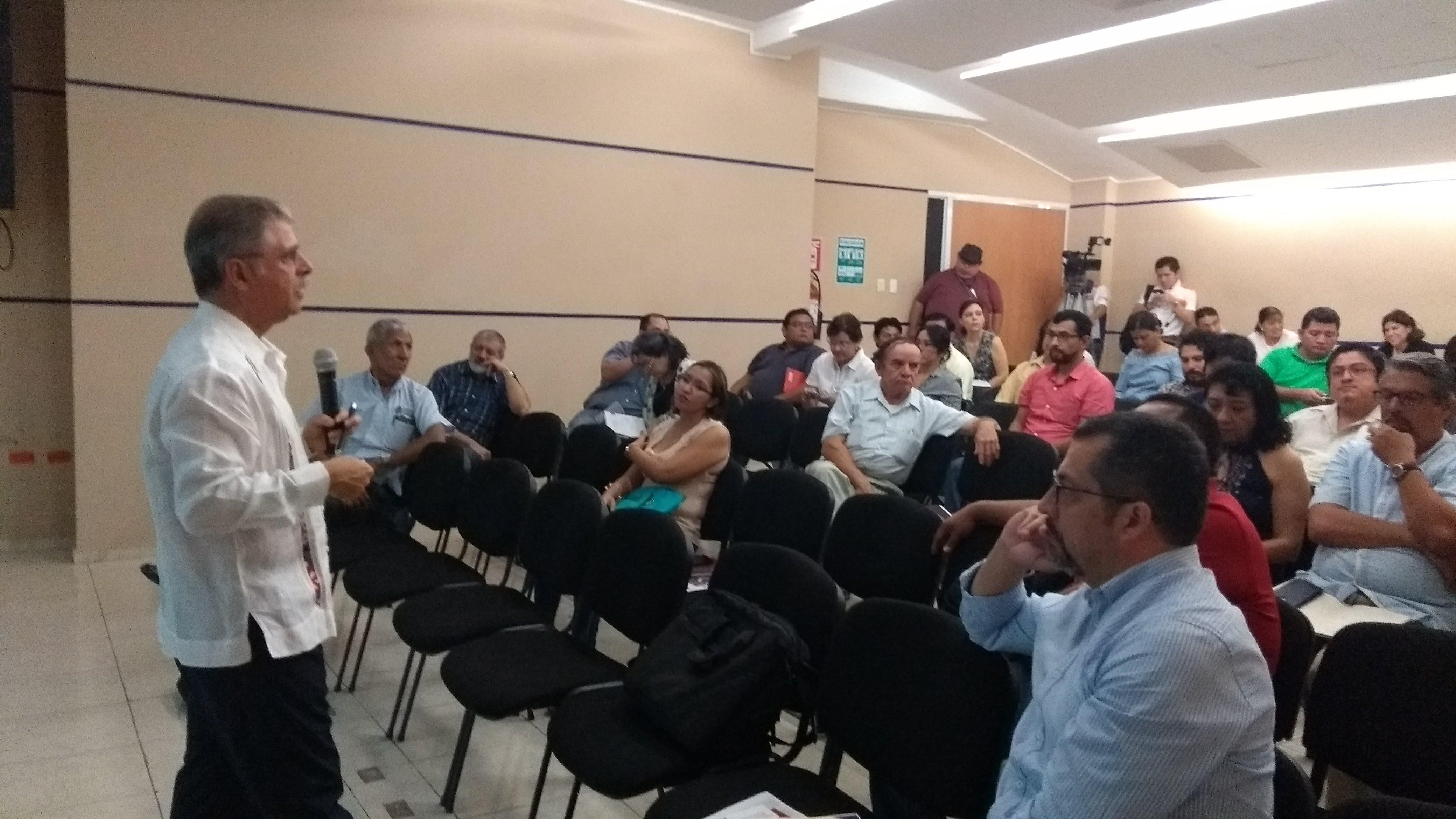 En México falta arriesgar e invertir en ciencia y tecnología