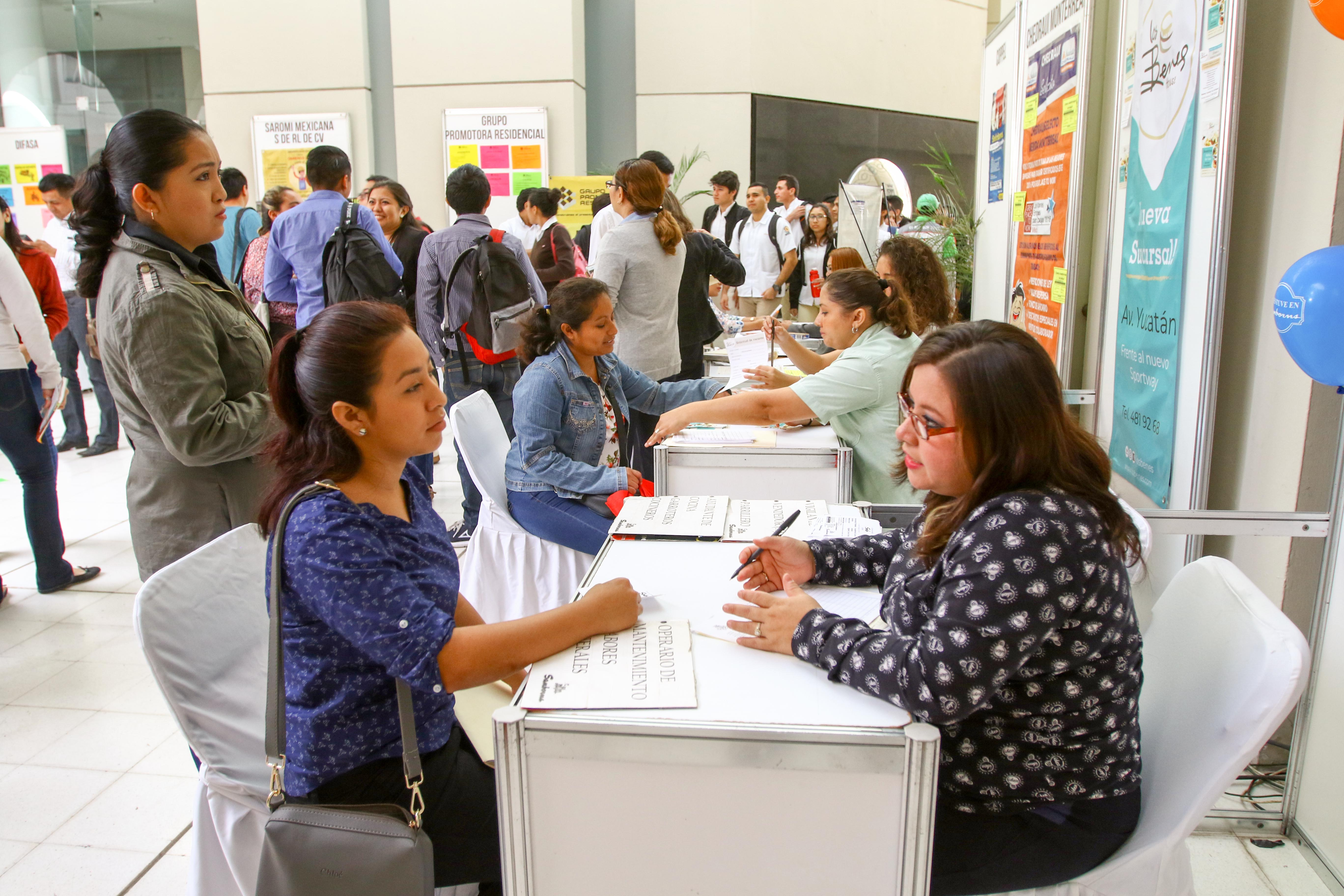 Inauguran la primera Jornada del Empleo de 2018