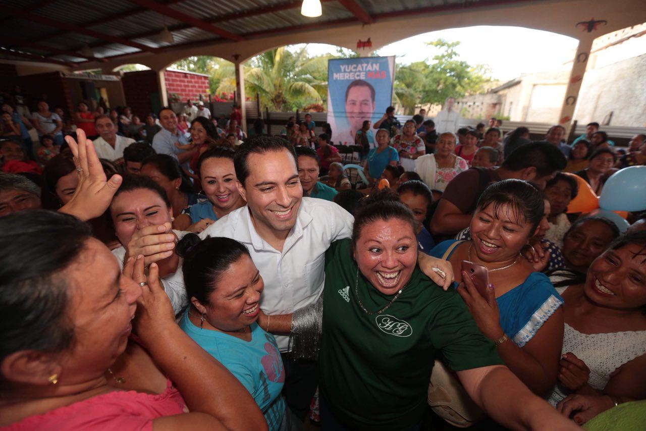 Los yucatecos tenemos la experiencia para lograrlo.- Vila Dosal