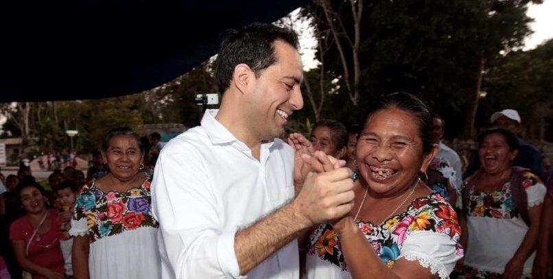 Las mujeres, un pilar de Yucatán.- Mauricio Vila