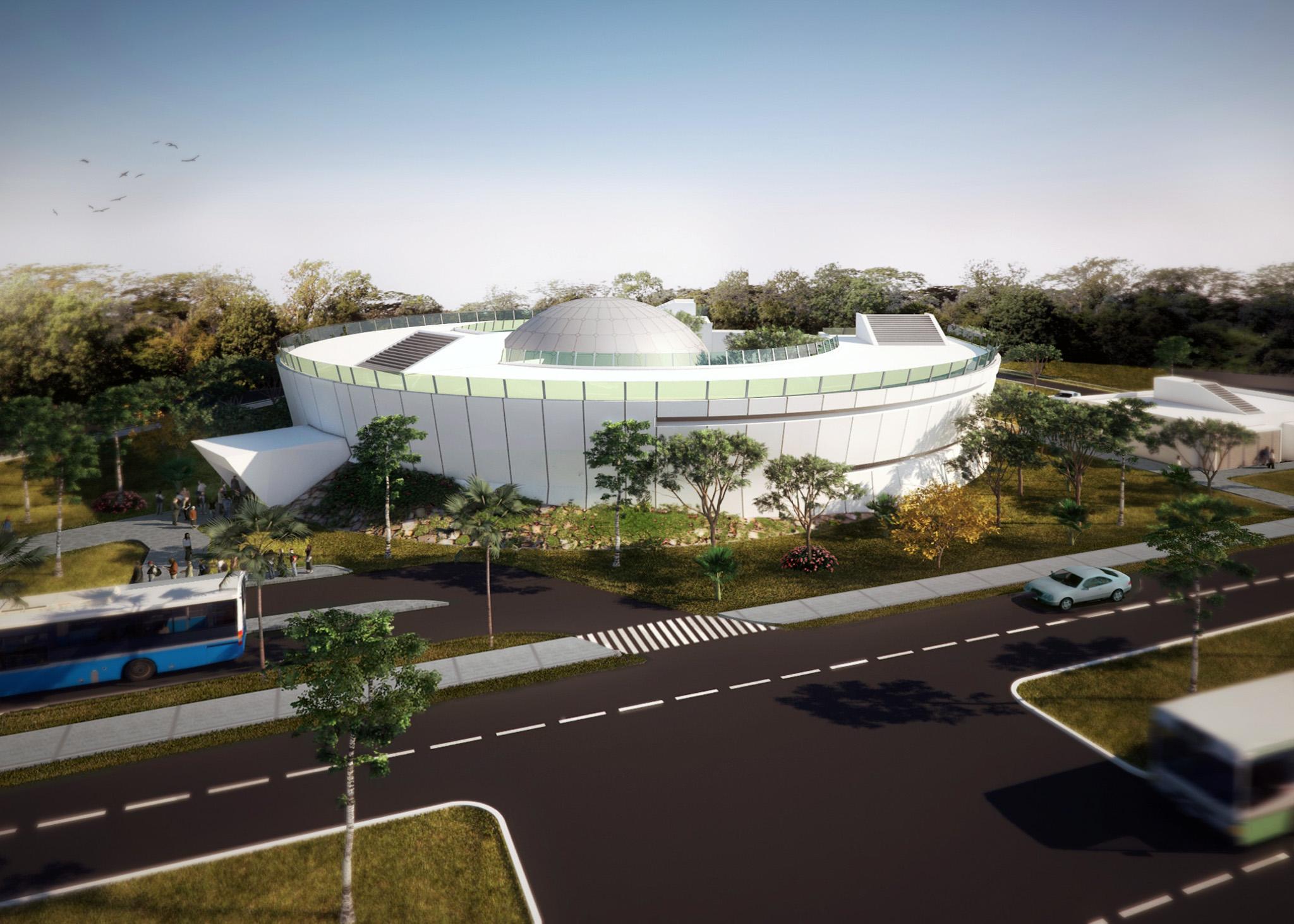 Yucatán prepara Museo de Ciencias sobre el Cráter de Chicxulub