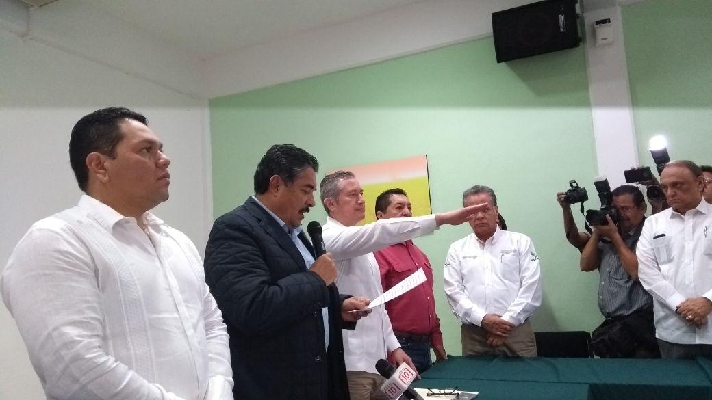 Quería Presidencia Municipal de Progreso, le dan delegación de Sagarpa