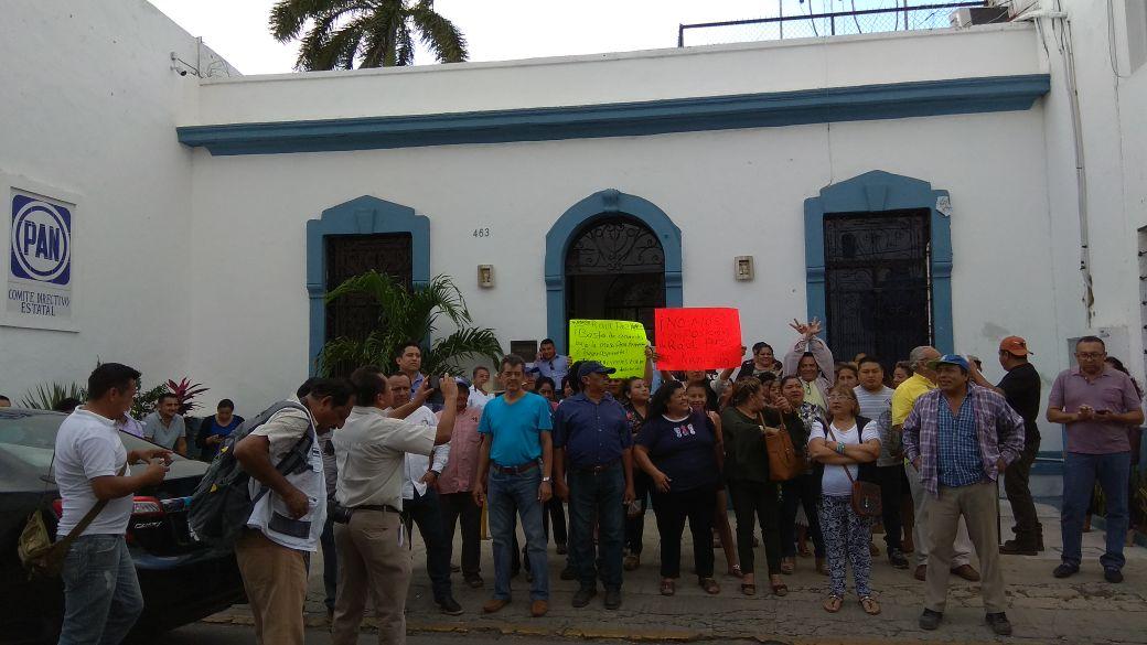 En bloque resolverá PAN Yucatán candidaturas locales