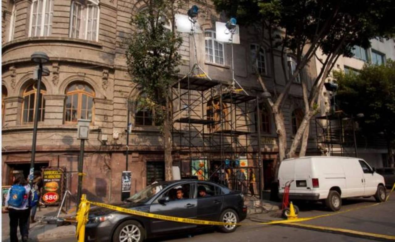 Amazon graba su primera serie en México
