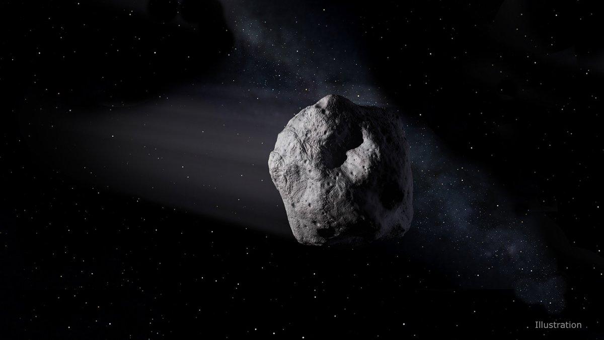 Asteroide más grande que un rascacielos pasa este domingo cerca de la Tierra (video)