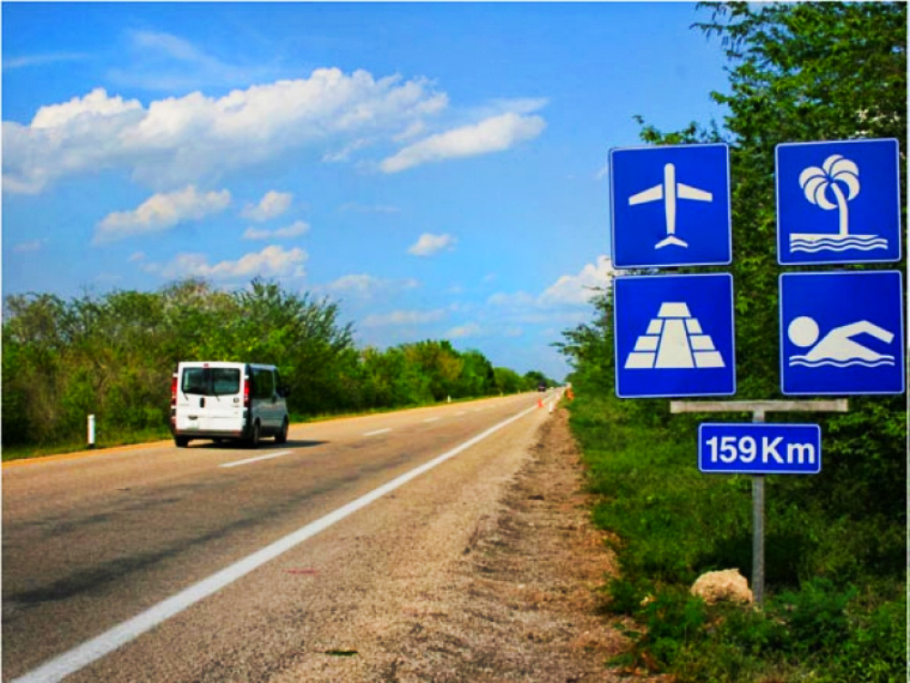 Image result for carretera a cancun mexico