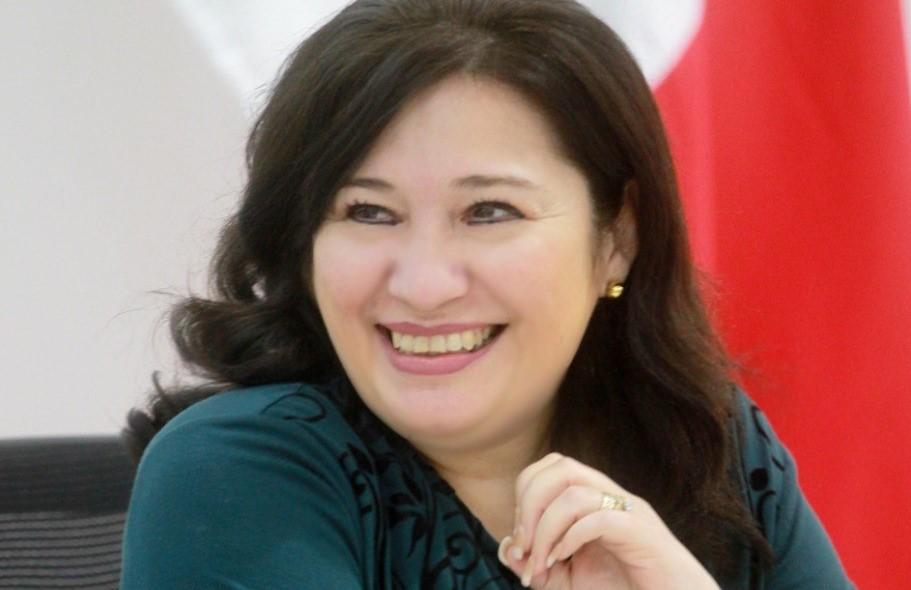 Temas a favor de los derechos de la mujer, una prioridad: Celia Rivas