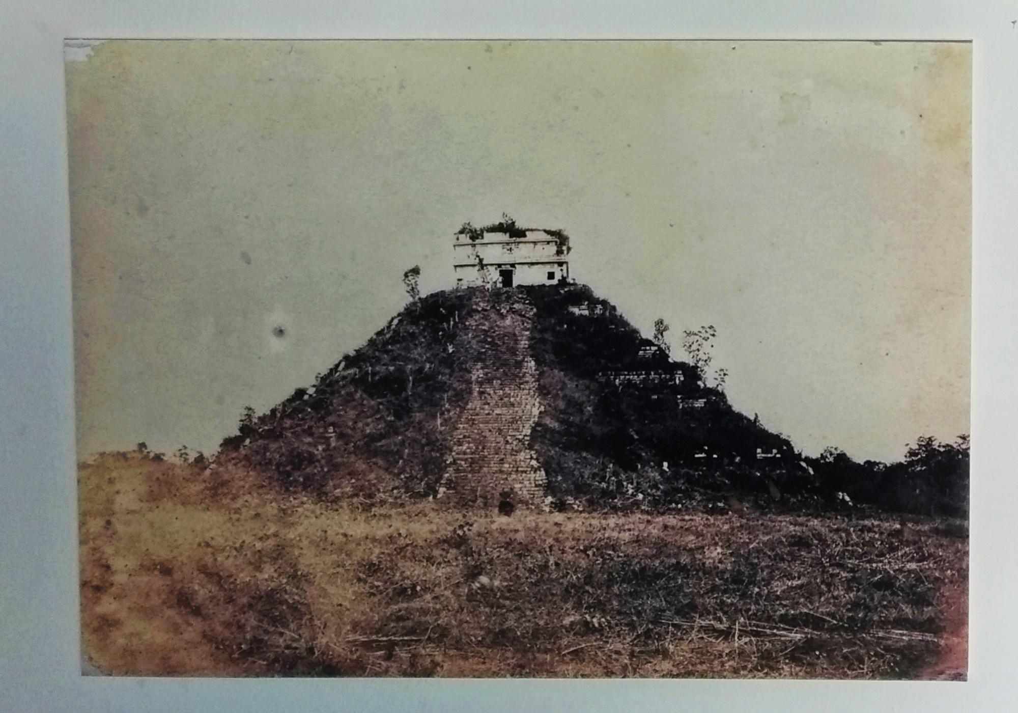 <i>Expediente X</i> de Chichén Itzá: extranjero la compró en $100 para saquearla (video)