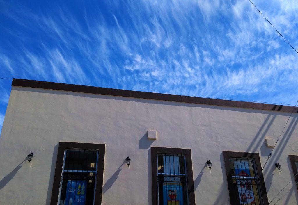 cielo despejado mérida febrero de 2018 contexto clima