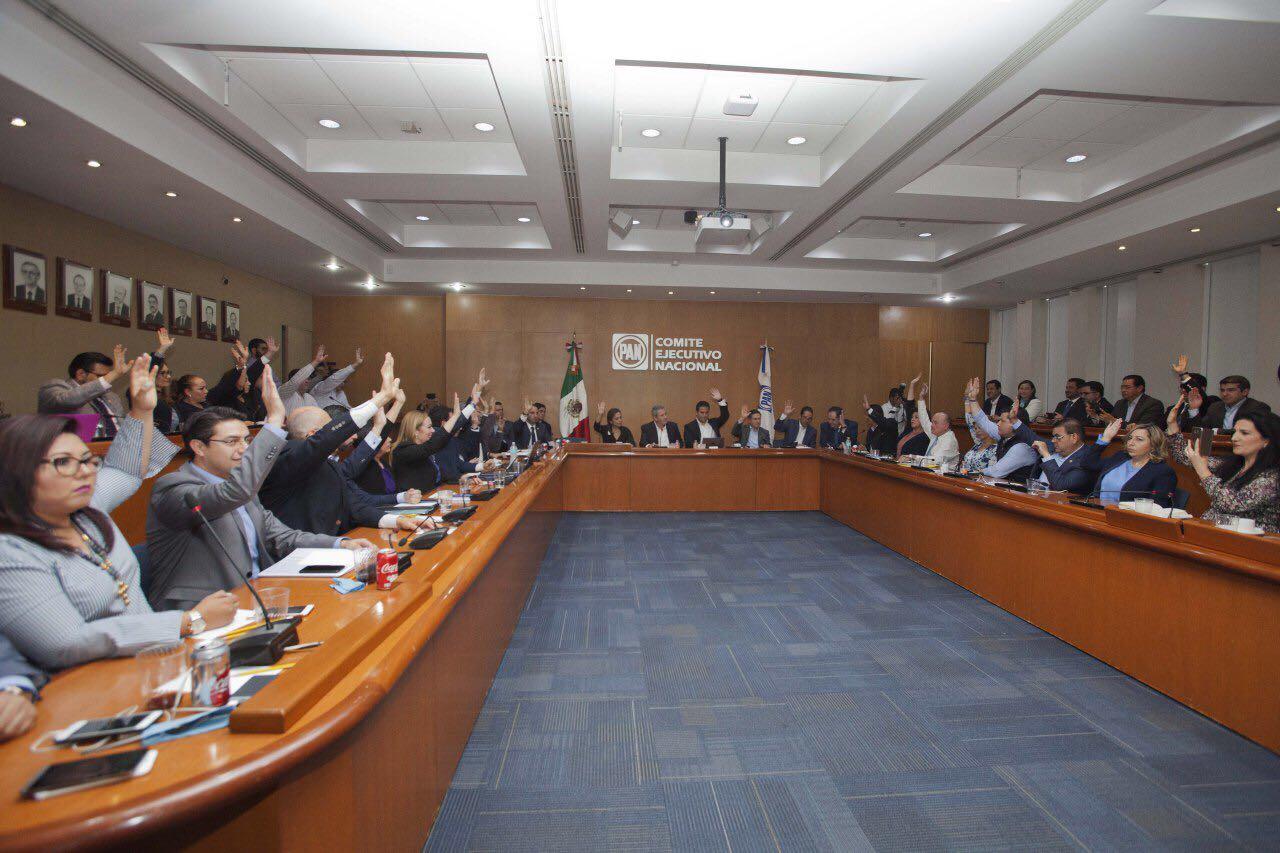 """""""Imponen"""" a Raúl Paz como candidato del PAN al Senado"""