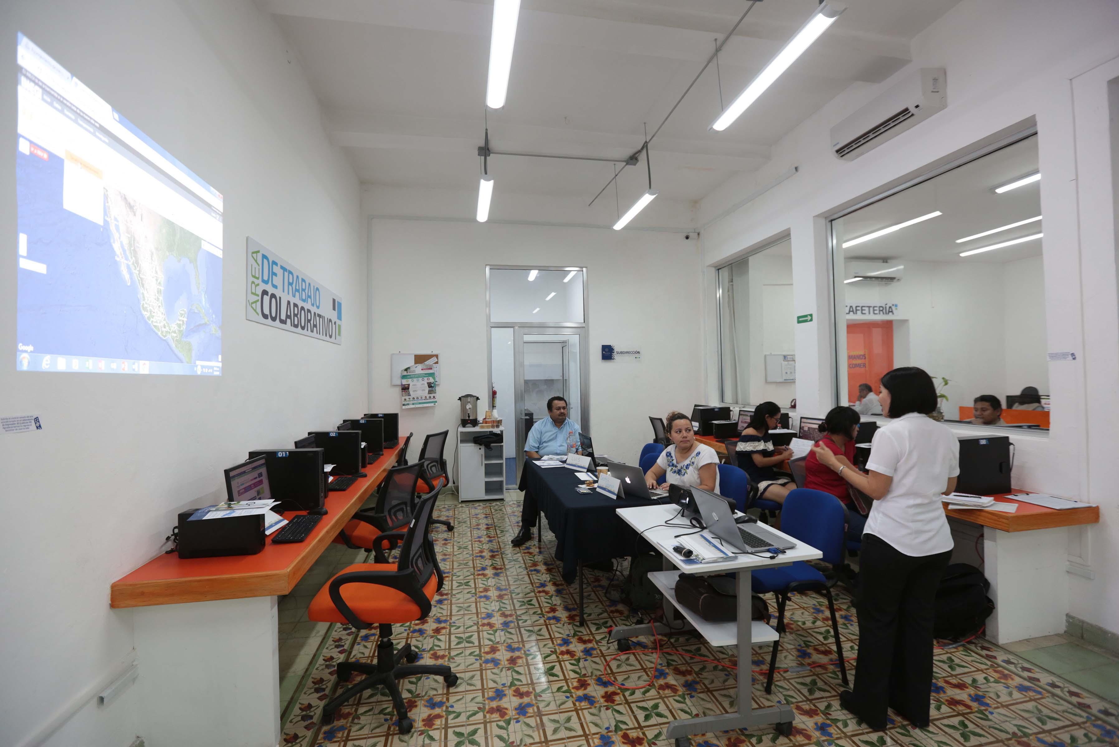 Muestran resultados de Centro Municipal de Emprendedores Mérida