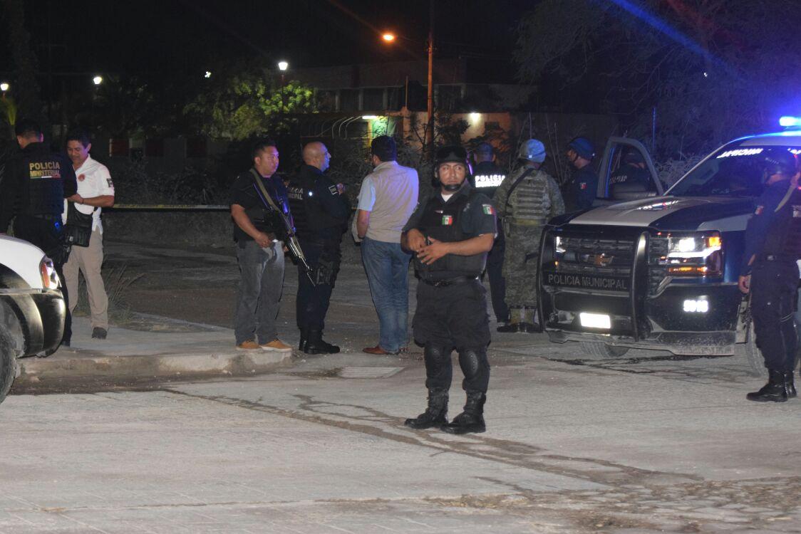 Ejecutan a policía federal en Cancún