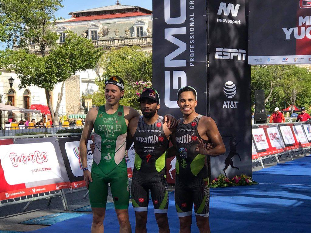 ganadores triatlón merida 2018 hombres rama varonil