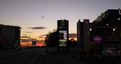 Precios altos de combustibles en Mérida