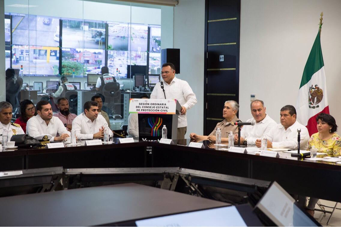 Aportará Yucatán base científica y de cómputo contra fenómenos naturales