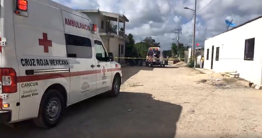 Mueren dos baleados en Cancún