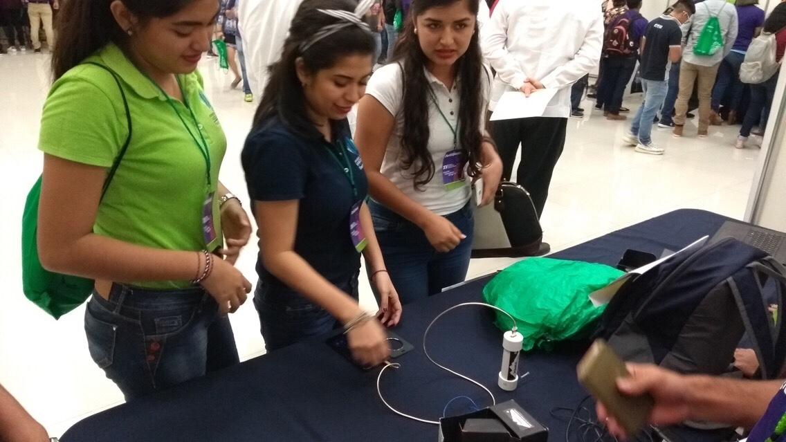 """Encuentran """"cobijo"""" jóvenes yucatecos en industria y tecnología"""