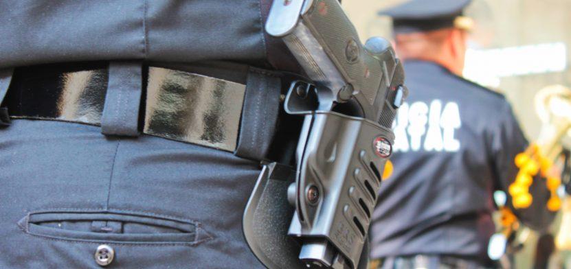 inseguridad armas policía yucatan mérida (2) foto Eduardo Vargas Marín lectormx