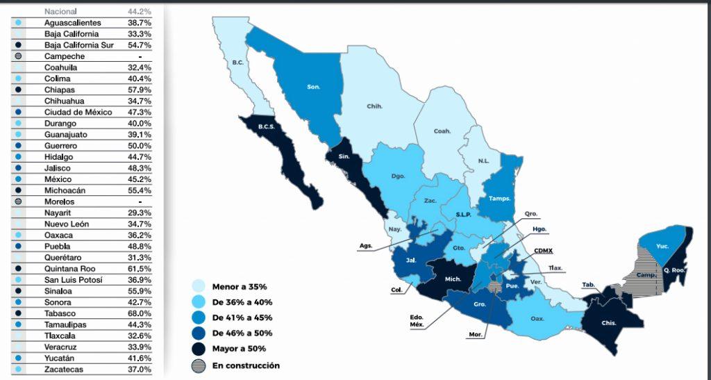 mapa corrupción data coparmex