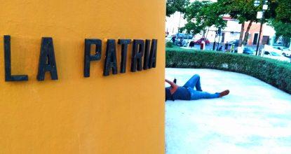 monumento a los niños héroes en mérida parque de la mejorada 2017
