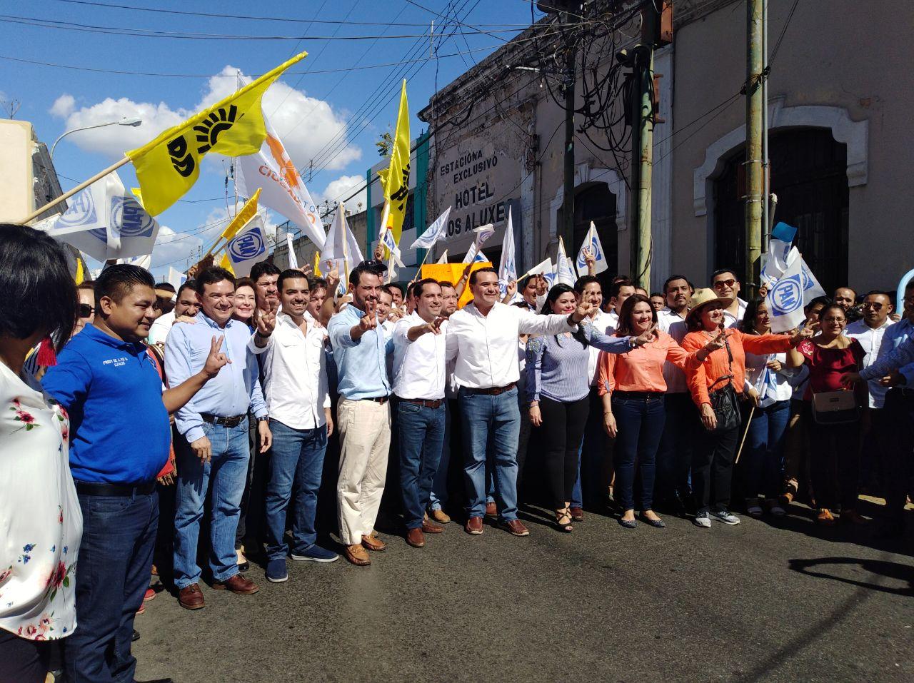 Candidatos panistas en Yucatán rendirán protesta este miércoles