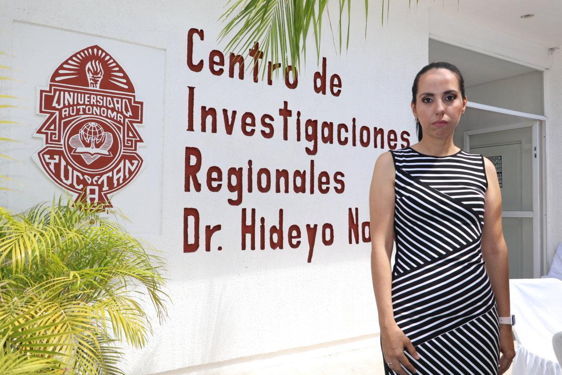 """Matilde Jiménez Coello asume en Centro de Investigaciones """"Hideyo Noguchi"""""""