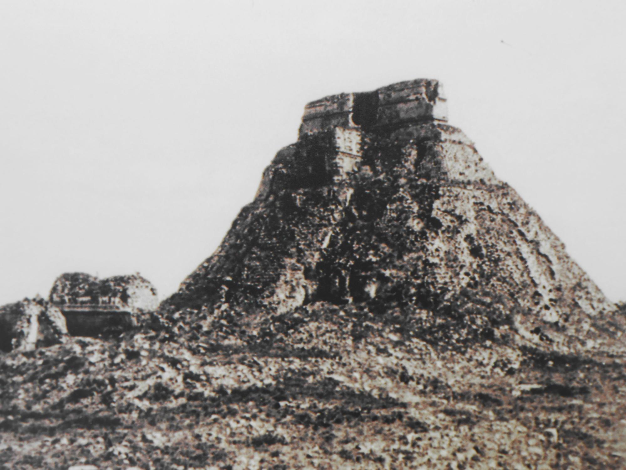 Las 4 causas de la desaparición de los mayas