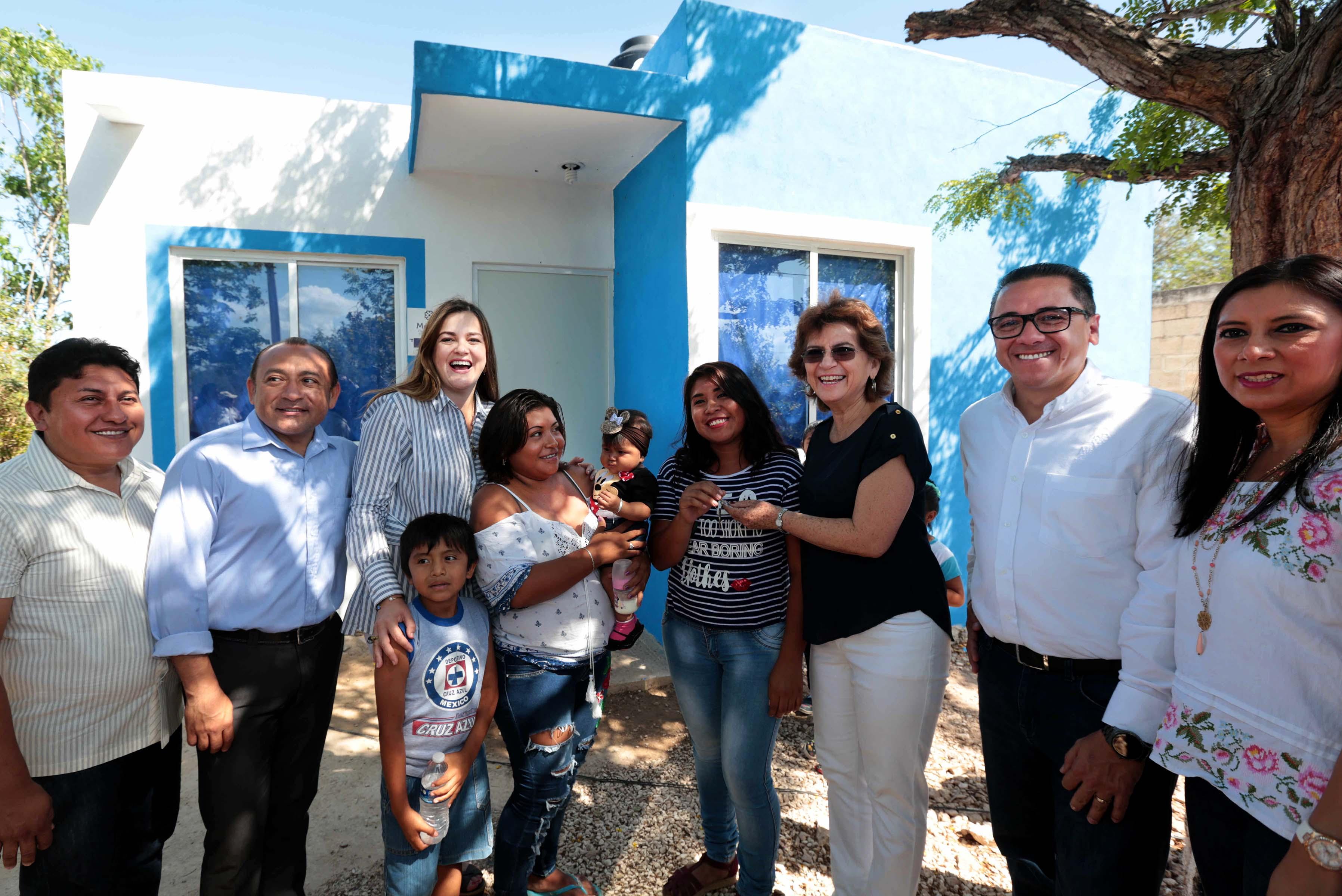 Estiman cerrar administración municipal con 6 mil acciones de vivienda