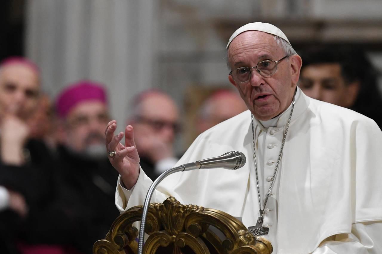 Cumple Francisco cinco años de ser Papa