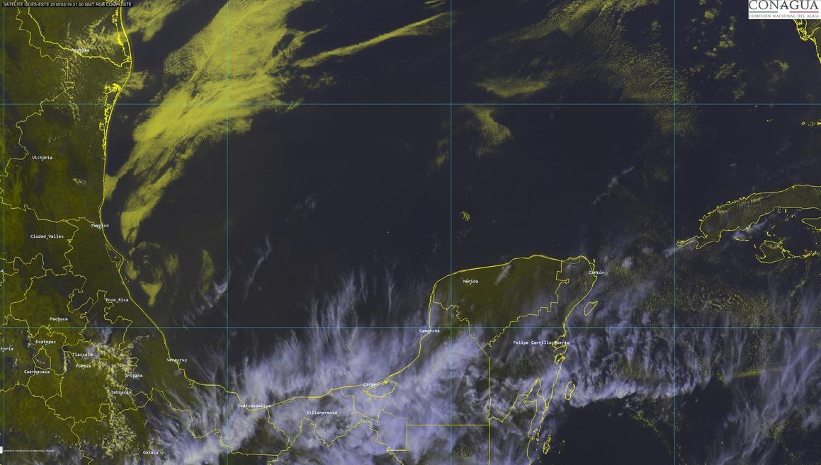 #Yucatán Clima: calor extremo este martes, ligera disminución en siguientes días