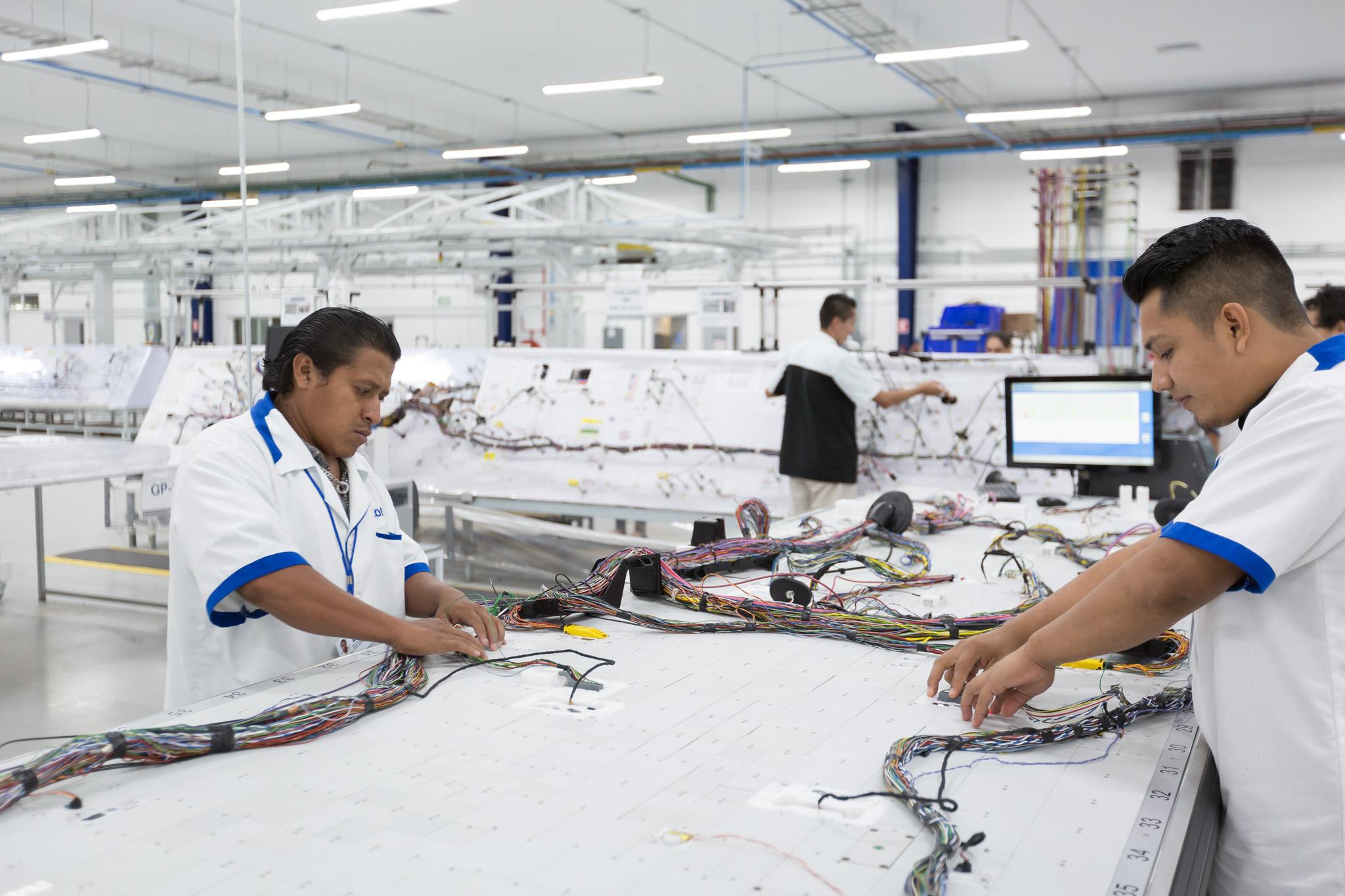 Fabricante de arneses automotrices en Yucatán busca 500 profesionistas