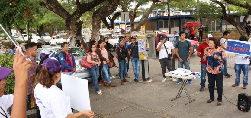 """Tildan de """"satélite"""" a Sofía Castro Romero por firmas fraudulentas"""