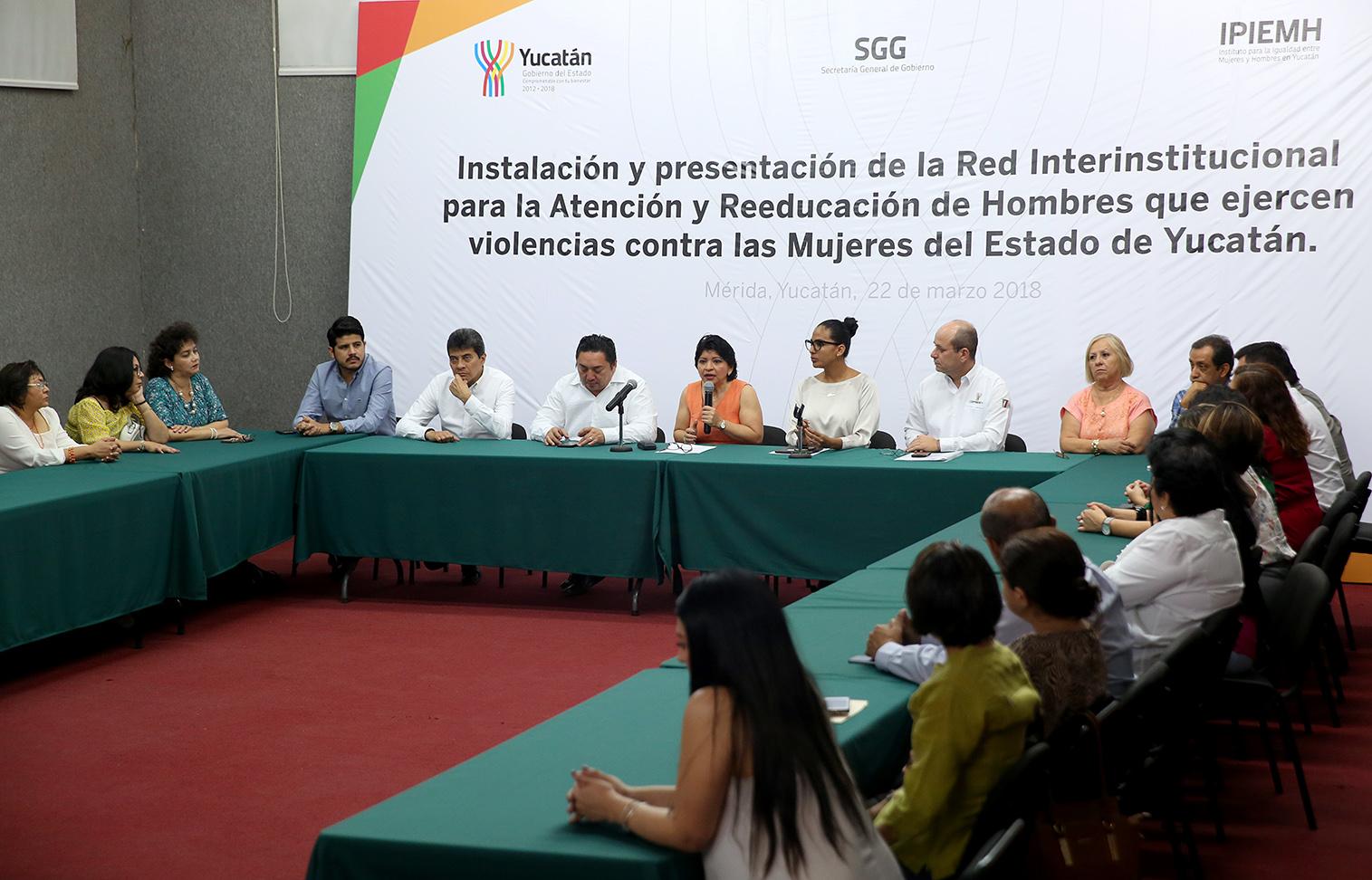 Yucatán entrega Informe sobre solicitud de Alerta de Violencia de Género