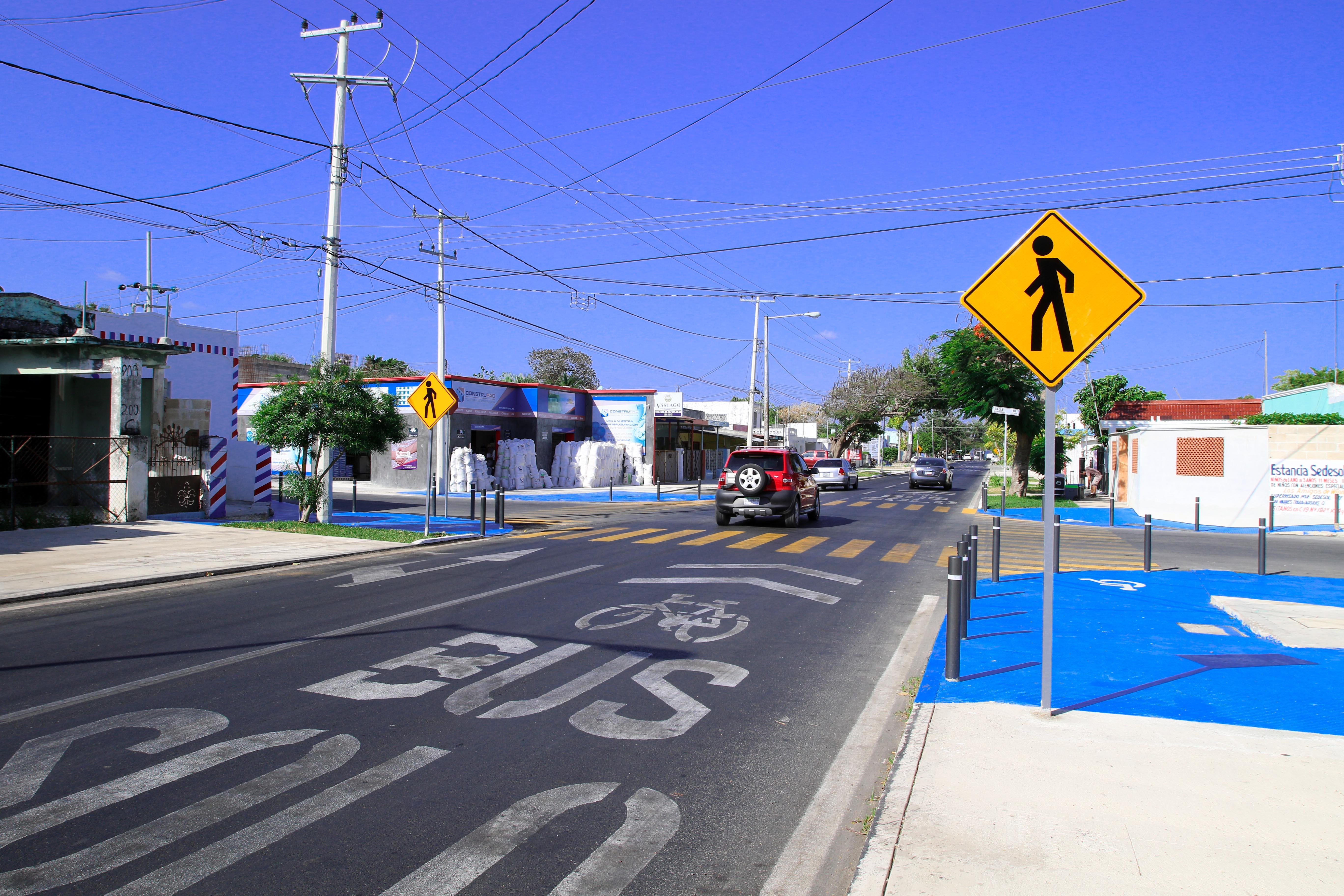 Inaugura trabajos de mejoramiento de la calle 65 Oriente
