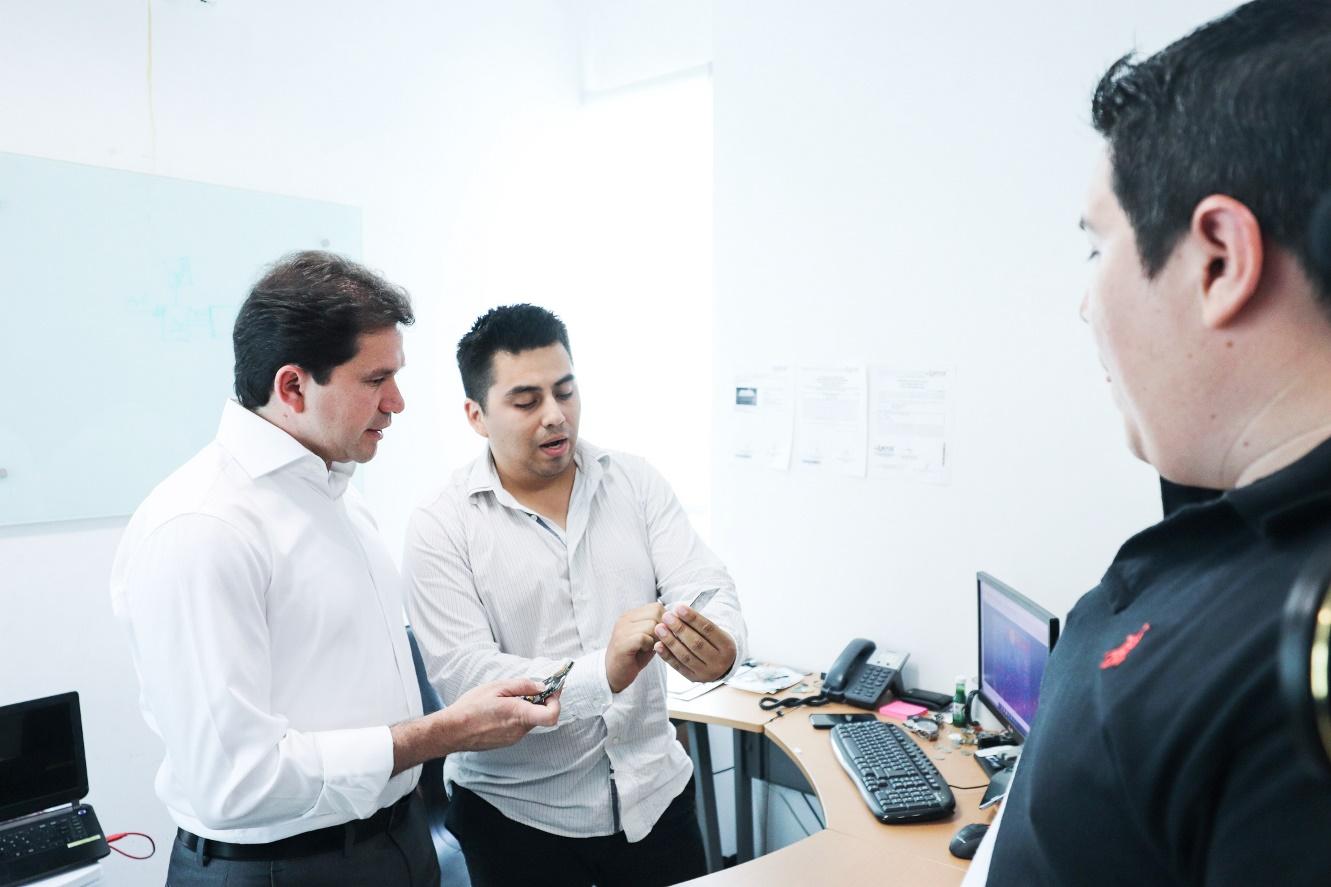 Más inversiones y crecimiento de empresas: Sahuí