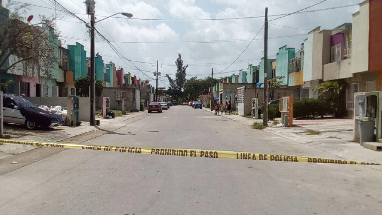 Joven madre y su bebé acribilladas en su casa en Cancún