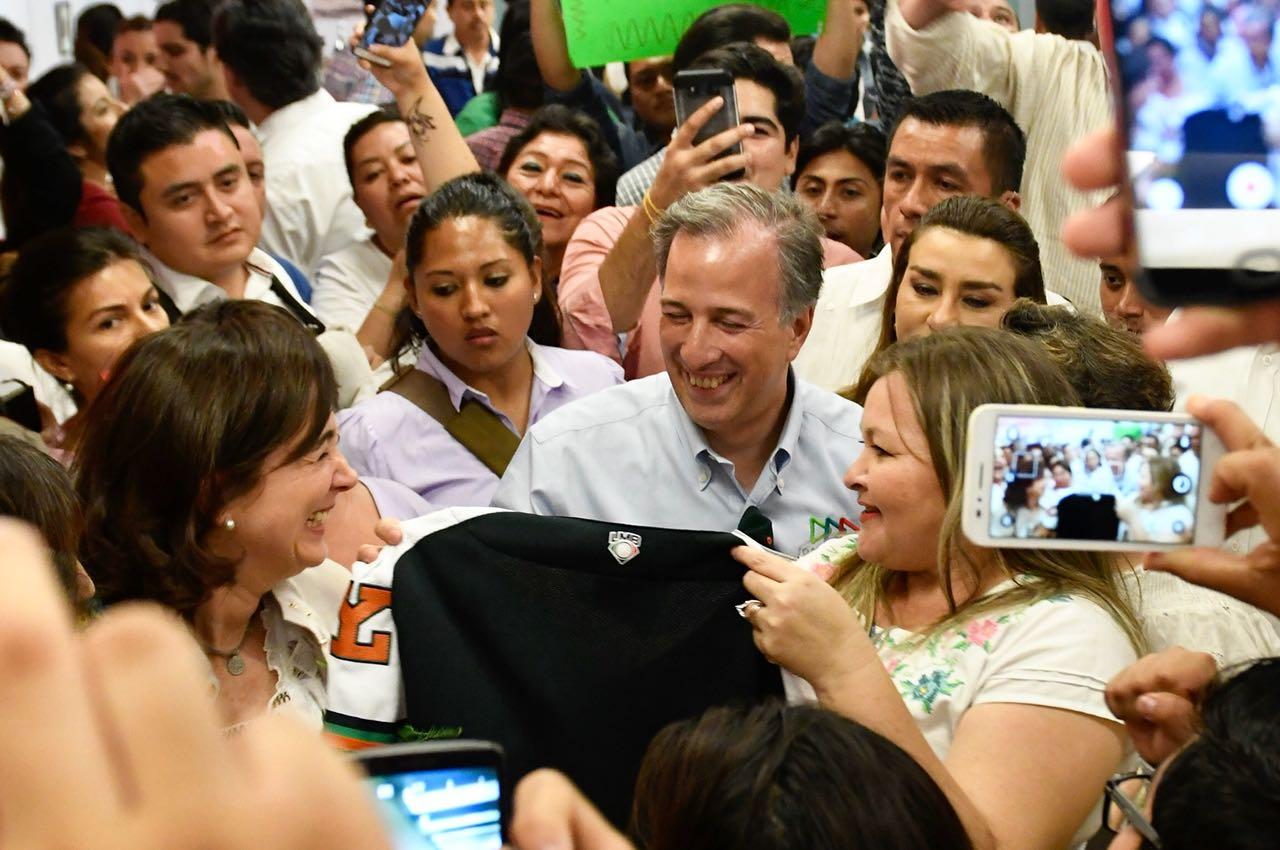 Contra pronósticos, Meade dice que ganará elecciones