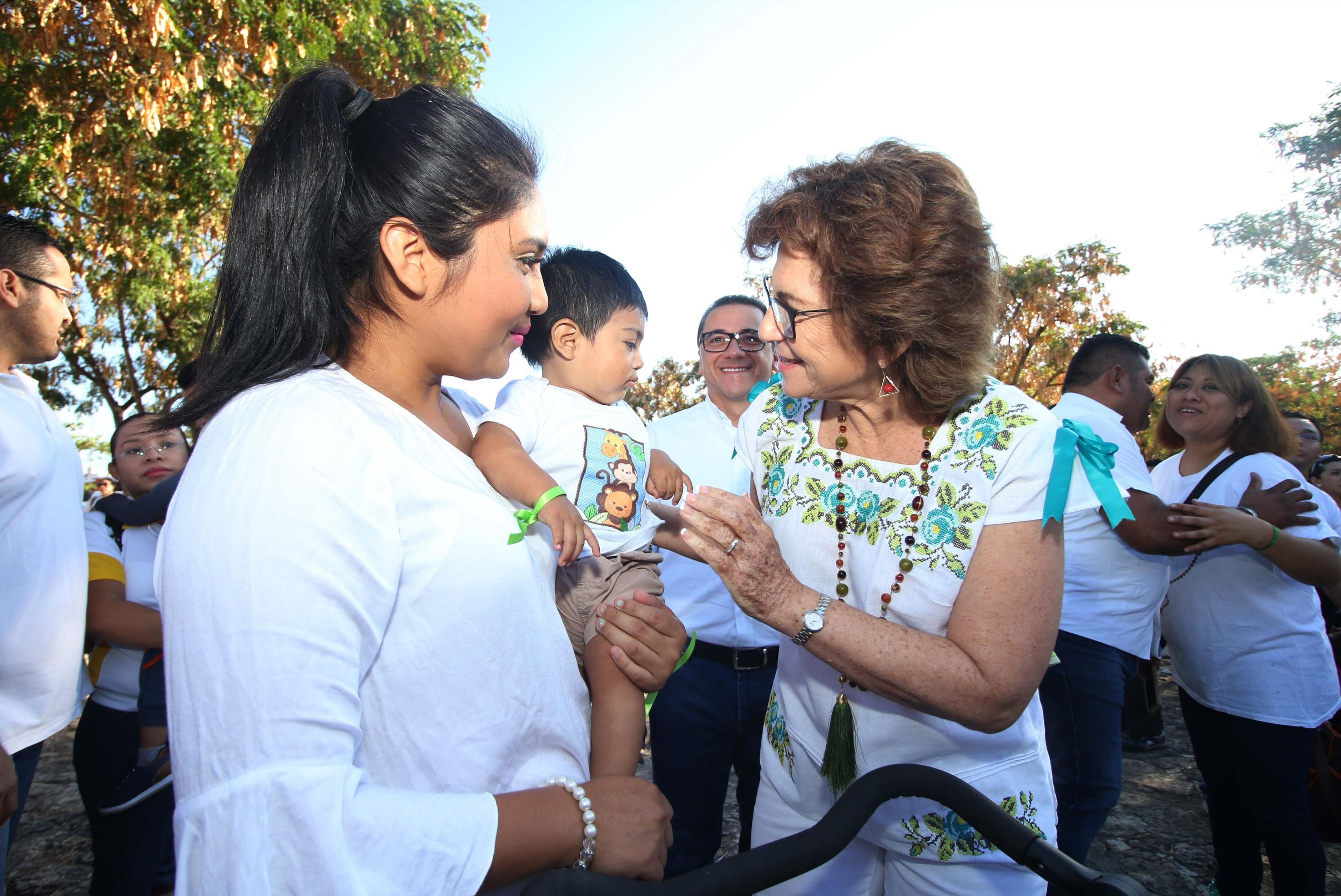 """CENDIS celebran en Mérida """"Día de la Familia"""""""