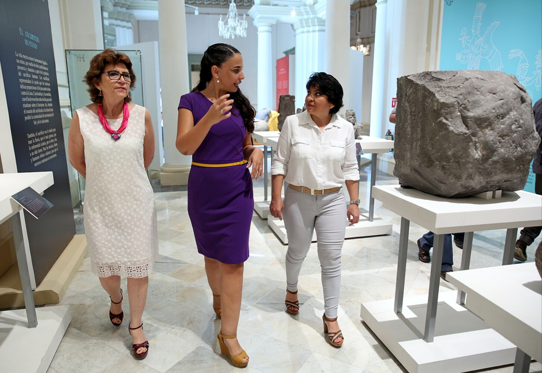 La mujer en Yucatán, centro de próxima exposición