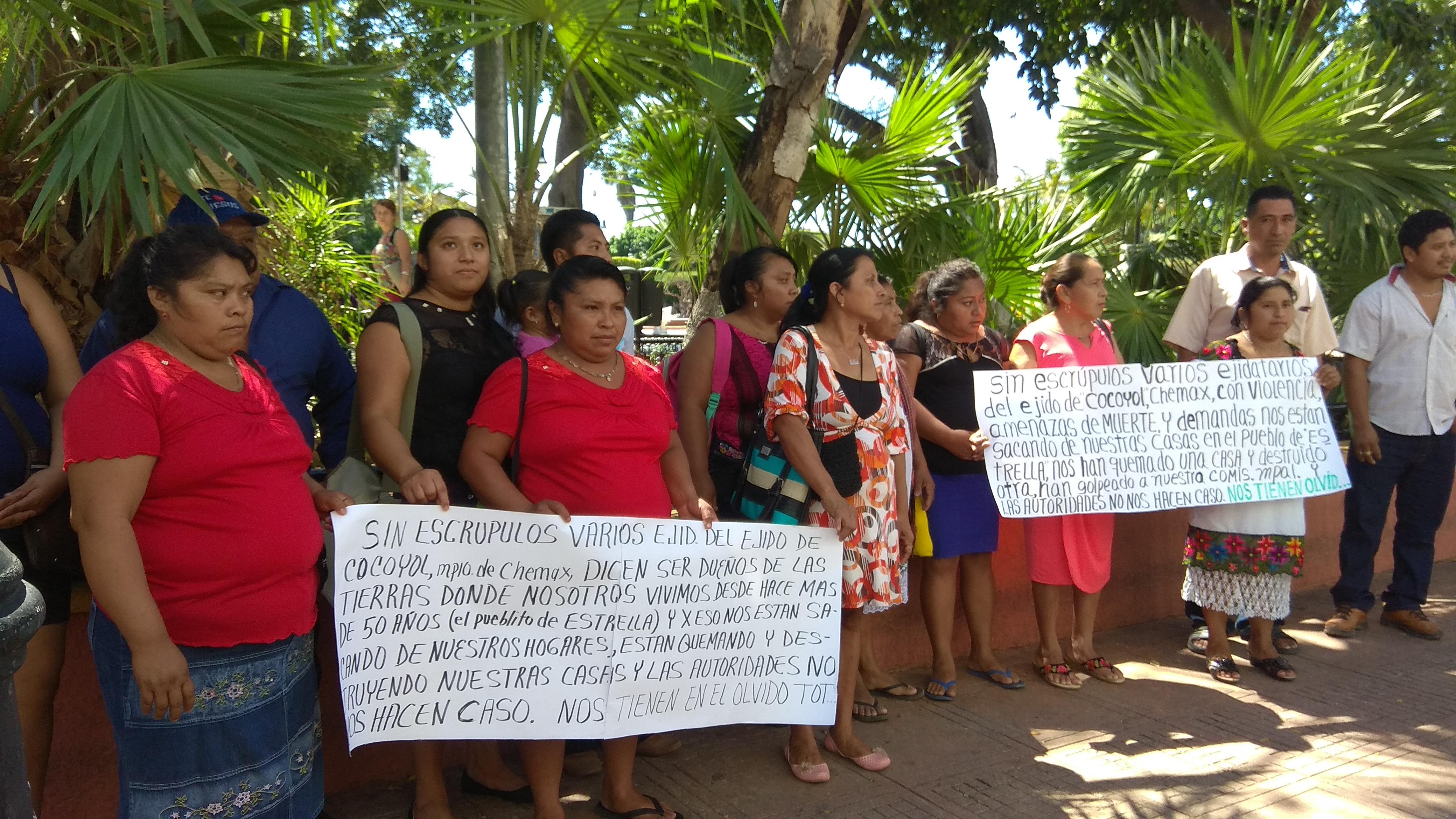 Vecinos en oriente de Yucatán, al borde de enfrentamiento