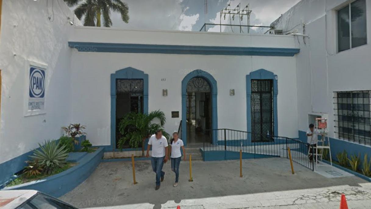 Reacción de PAN Yucatán a renuncia de Joaquín Díaz Mena
