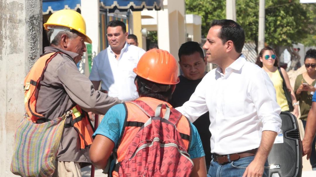 """""""Le abriremos camino a los yucatecos"""": Vila Dosal"""