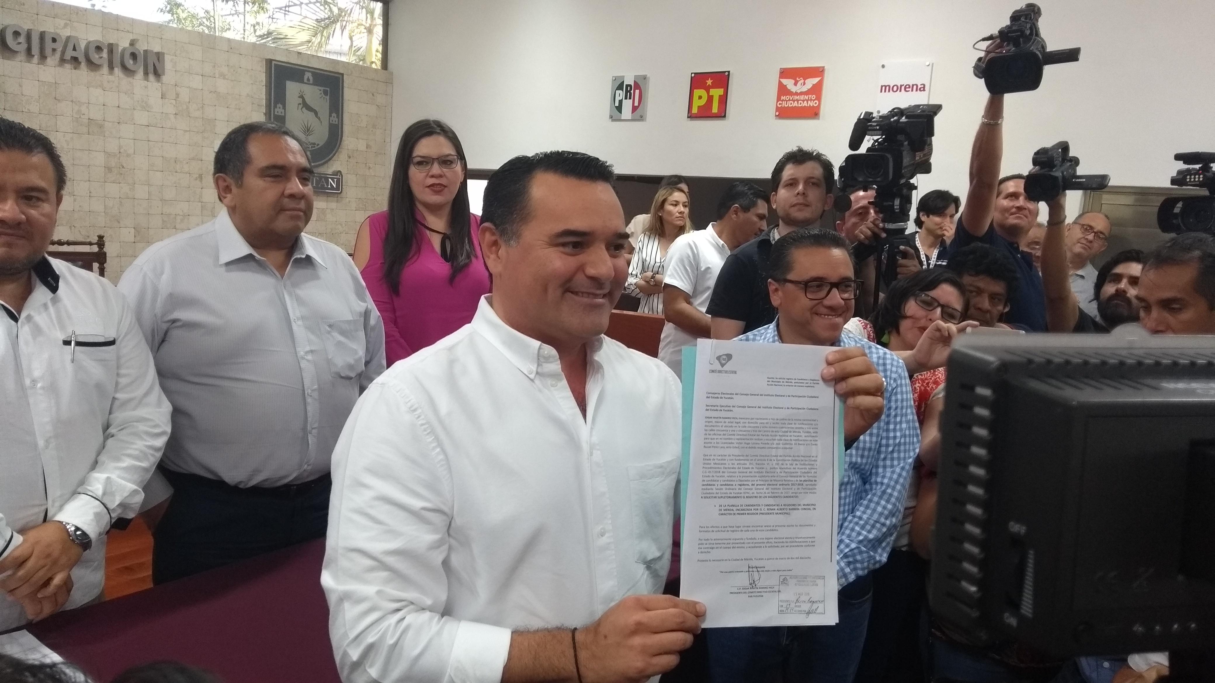 Cuidar imagen y compartir orgullo por Mérida.- Barrera Concha